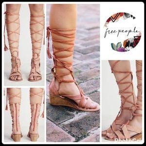 Free People Wedge Sandal